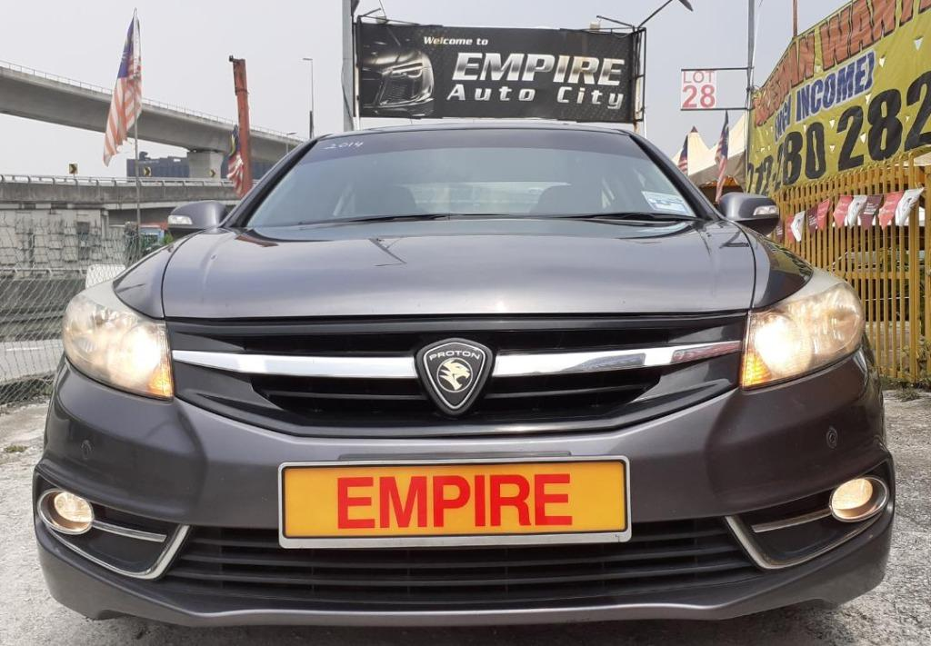 PROTON PERDANA PREMIUM EXECUTIVE 2.0 E (A) USED BY MALAYSIA GOVERMENT SENIOR MINISTER !! PREMIUM FULL HIGH SPECS !! ( WX 5094 X ) 1 CAREFUL OWNER !!