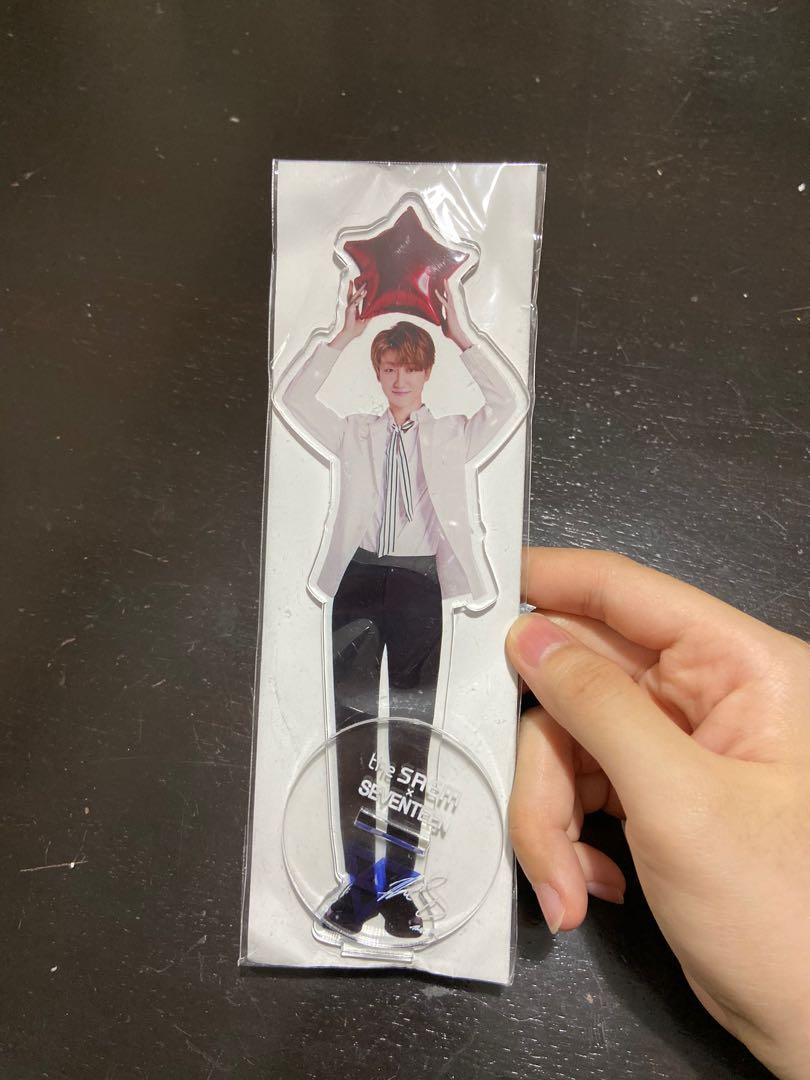 SEVENTEEN x The Saem Acrylic Standee (Minghao / The8)