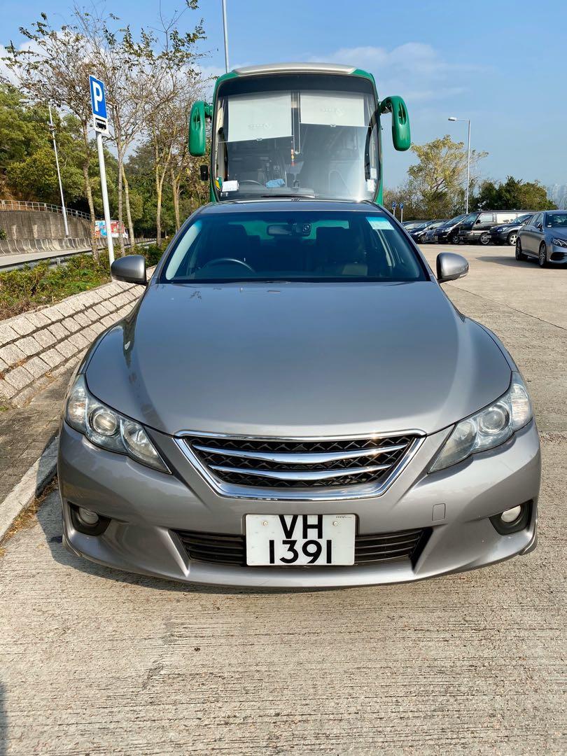 Toyota Mark X 2.5 (A)