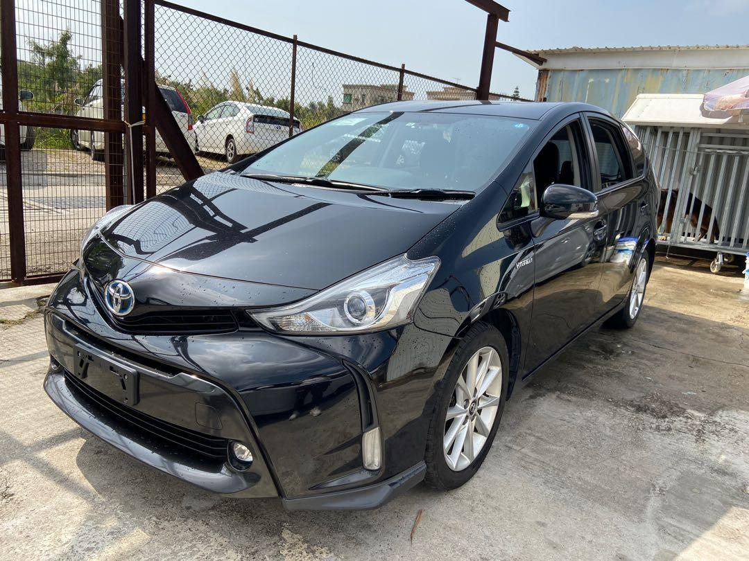 Toyota Prius+ 1.8 (A)