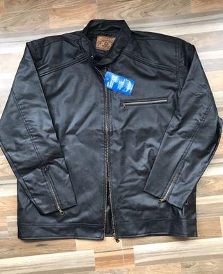 jaket kulit big size