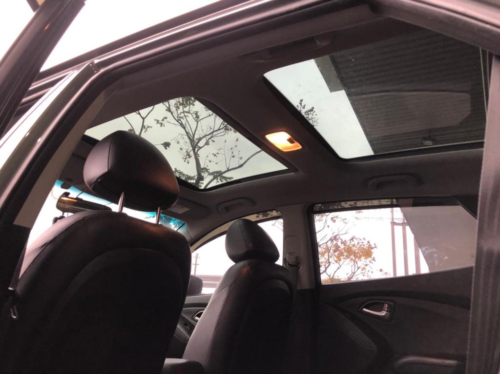 2012年ix35頂級版僅跑三萬八漂亮車