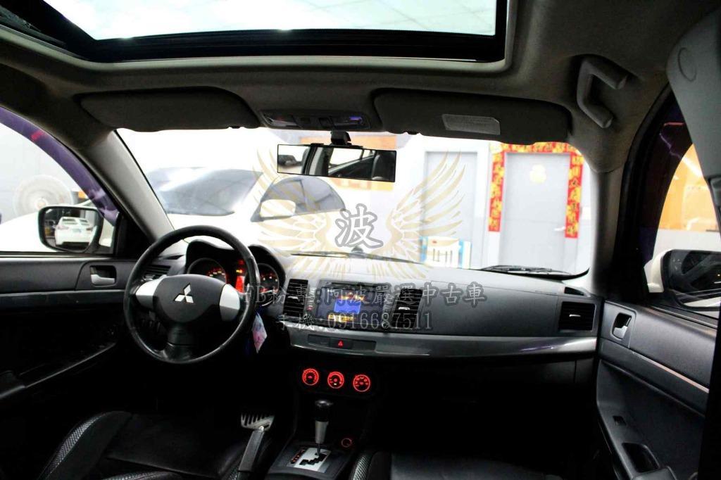 三菱 FORTIS 無待修 好買便宜好開 遮風擋雨代步車 車況好 可議價空間大