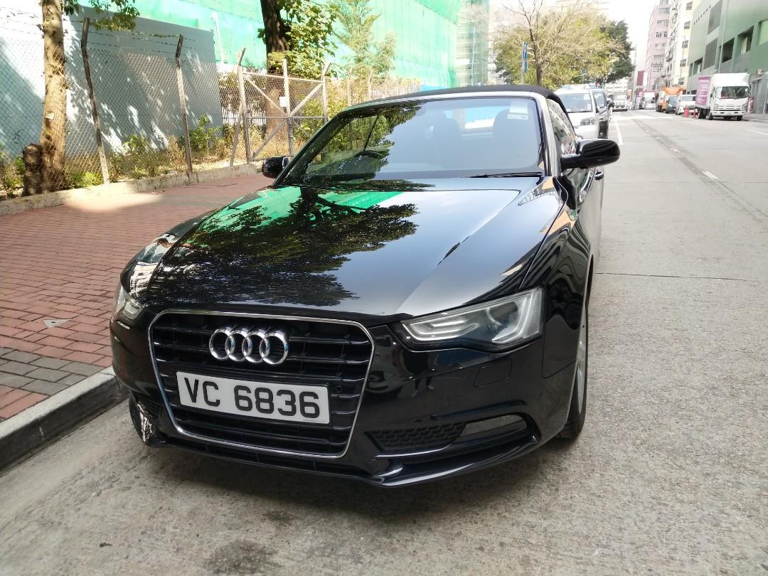 Audi A5 1.8T Cab Auto