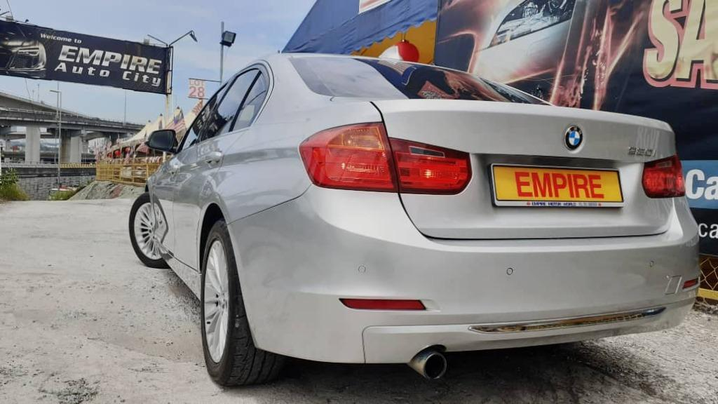 BMW 320i 2.0 (A) F30 MODEL M-SPORT PERFORMANCE !! LUXURY LINE EDITION !! TURBOCHARGED !! CKD !! NEW FACELIFT !! LIMITED EDITION