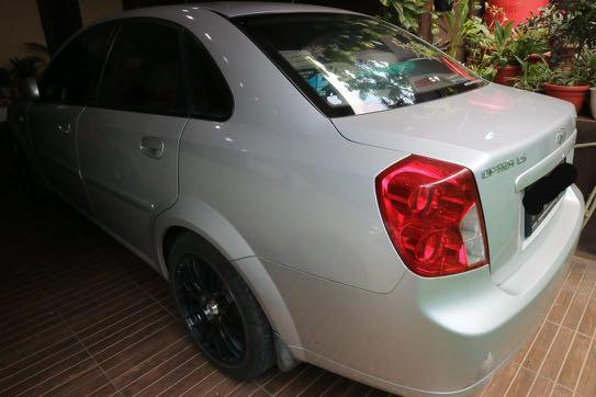 Chevrolet Optra LS 1800 cc Mobil Sedan Eropa mewah murah