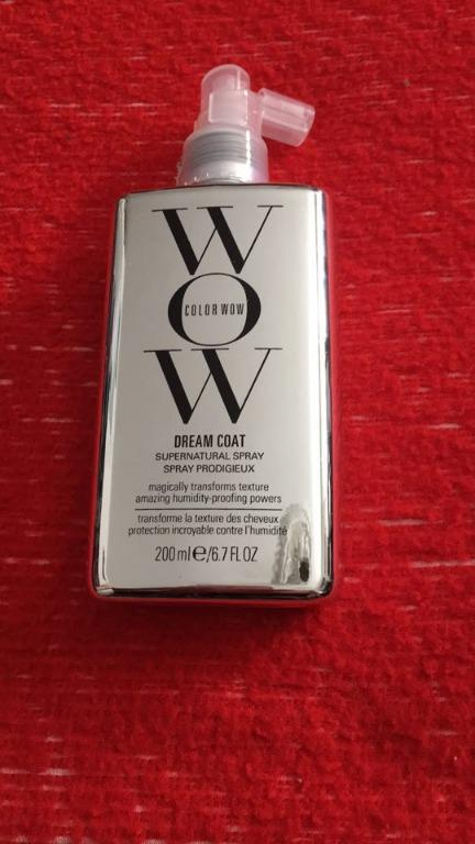 Color Wow Dream Coat 200ml. Anti-Humidity Hair Treatment. BEST SELLER . BRAND NEW & AUTHENTIC [PRICE IS FIRM, NO SWAPS]