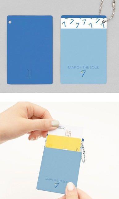 BTS ALADIN MOTS 7 FULL SET + CARD HOLDER SET  (DIRECT SHIPPING)
