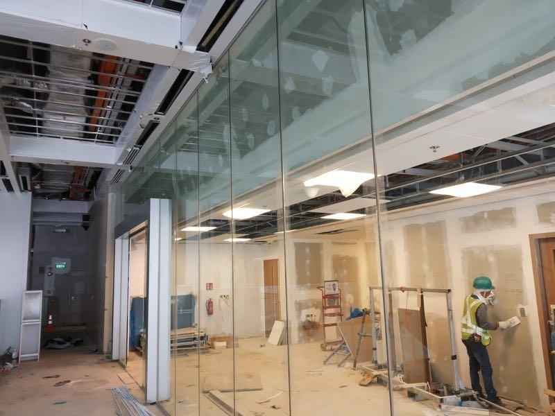 Glass Panel Door Supply And Install, S H Glass Contractor Pte Ltd