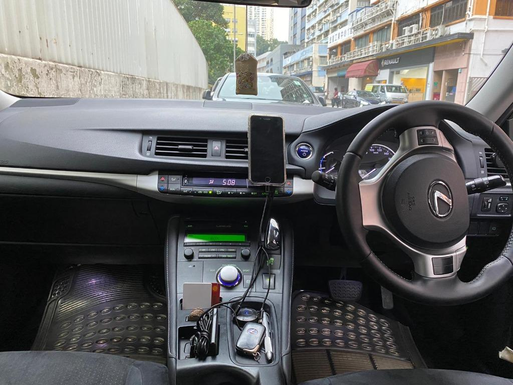 Lexus CT200h HYBIRD Auto