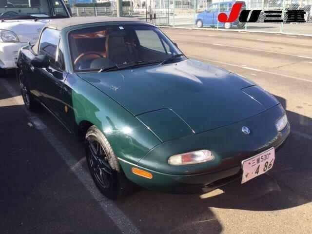 Mazda MX-5 1.6 Roadster Auto