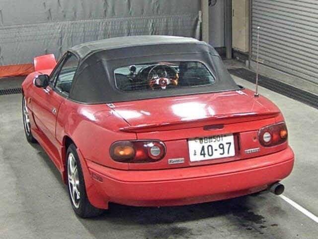 Mazda MX-5 1.6 Roadster Manual