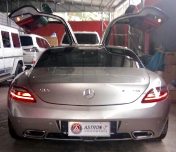 Mercedes SLS AMG Gullwing Doors Full Options Auto, Cars