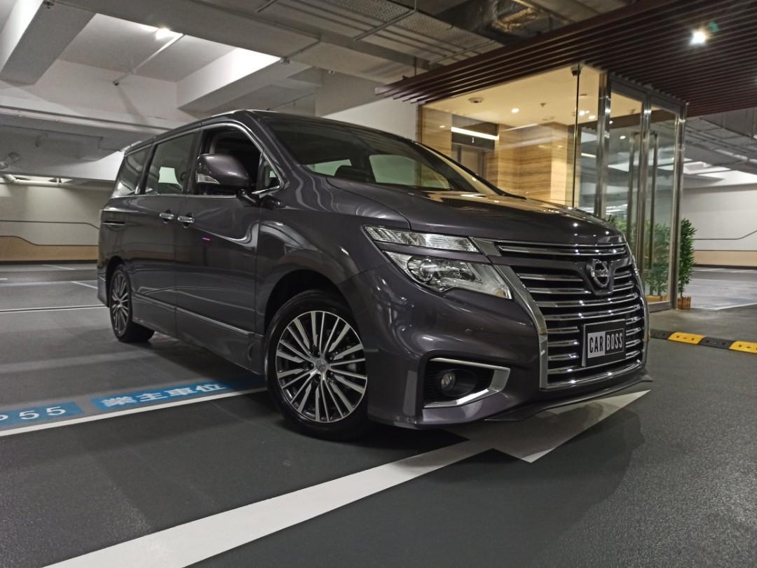 Nissan Elgrand 2.5 Highway Star (A)