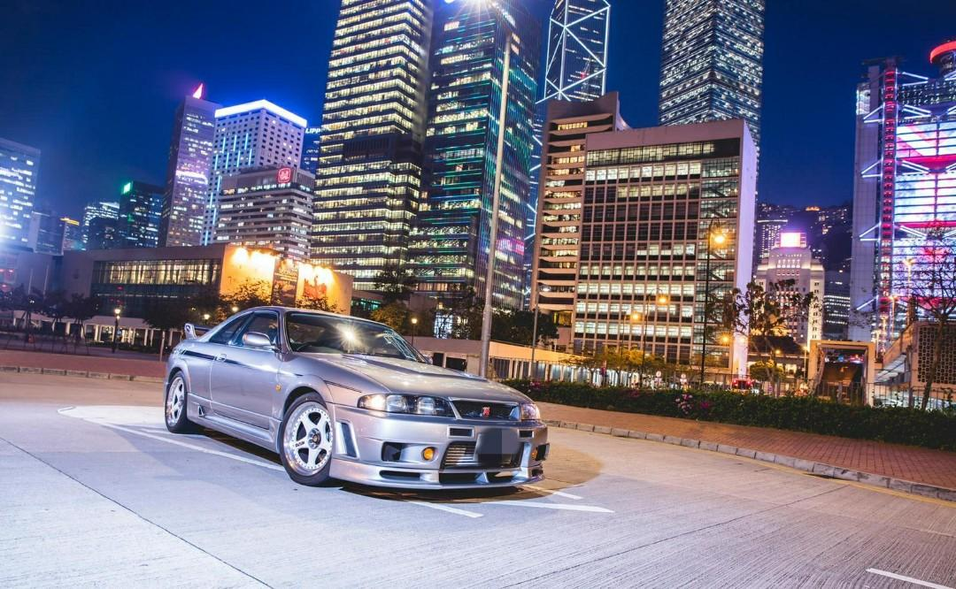 Nissan Skyline GTR R33 400R Manual