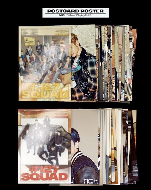 C version NCT #127 THE 2ND ALBUM [NCT #127 NEO ZONE]