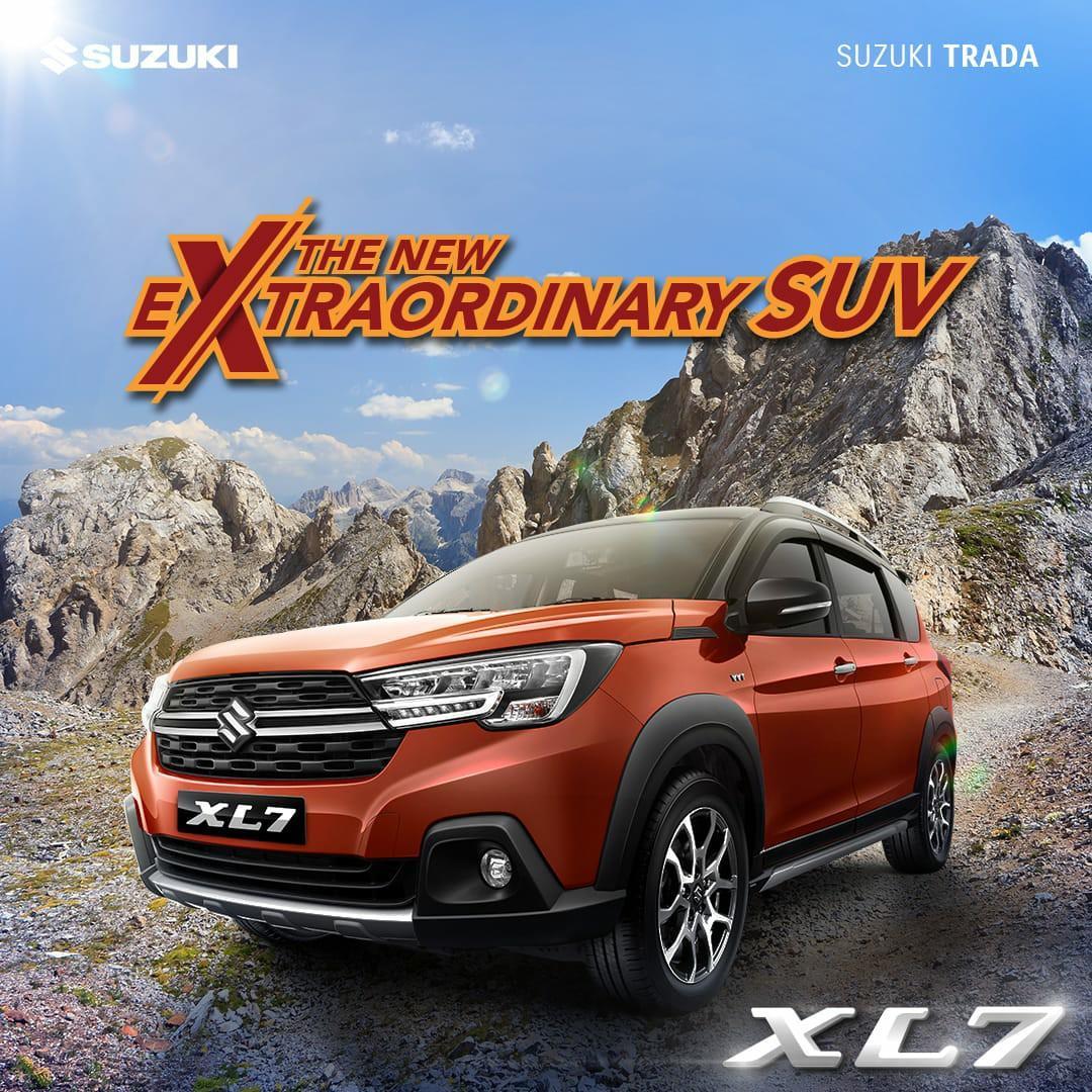 "🚘Open Booking ""The New Extraordinary SUV - Suzuki XL7""🚘"