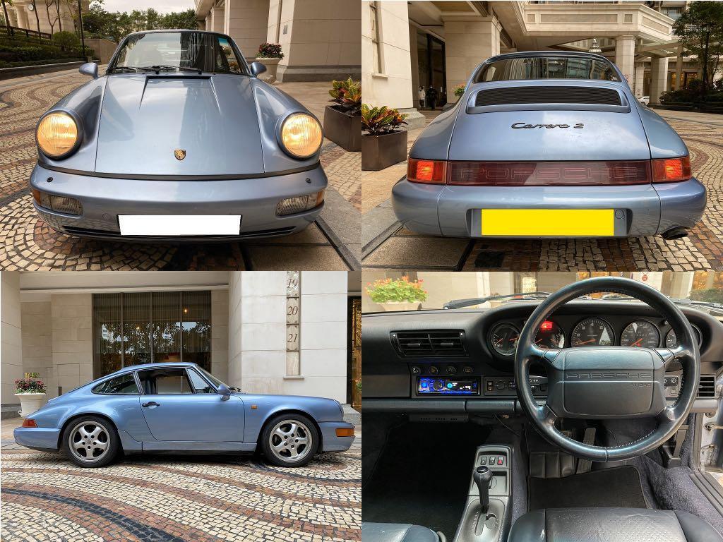 Porsche 911 964 CARRERA 2 Auto