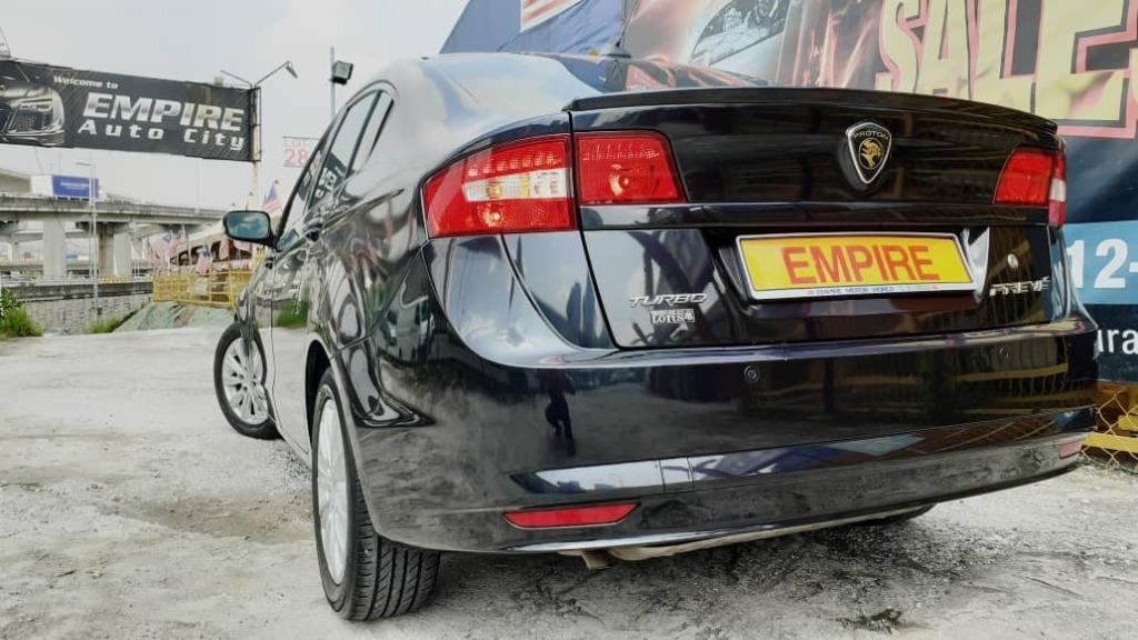 PROTON PREVE 1.6 (A) CVT TURBO !! FULL PREMIUM CFE !! USED BY MALAYSIA GOVERNMENT SENIOR MINISTER !! NEW FACELIFT !! FULL PREMIUM HIGH SPECS !! ( WX 2651 X ) 1 CAREFUL OWNER !!