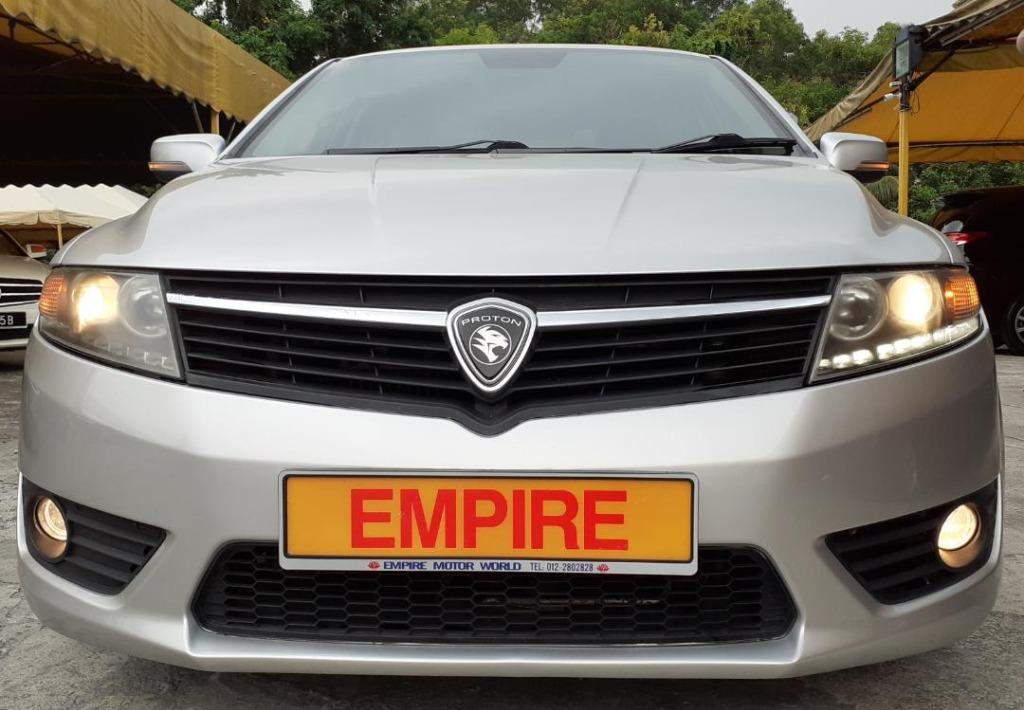 PROTON PREVE 1.6 (A) PREMIUM CFE TURBO !! 16 VALVE DOHC 4 CYLINDER IN LINE !! 7 SPEED AUTOMATIC TRANSMISSION !! 140 H/P 205 NM !! PREMIUM FULL HIGH SPECS !! ( WX 8576 X ) USED BY MALAYSIA GOVERNMENT 1 SENIOR MINISTERS !!