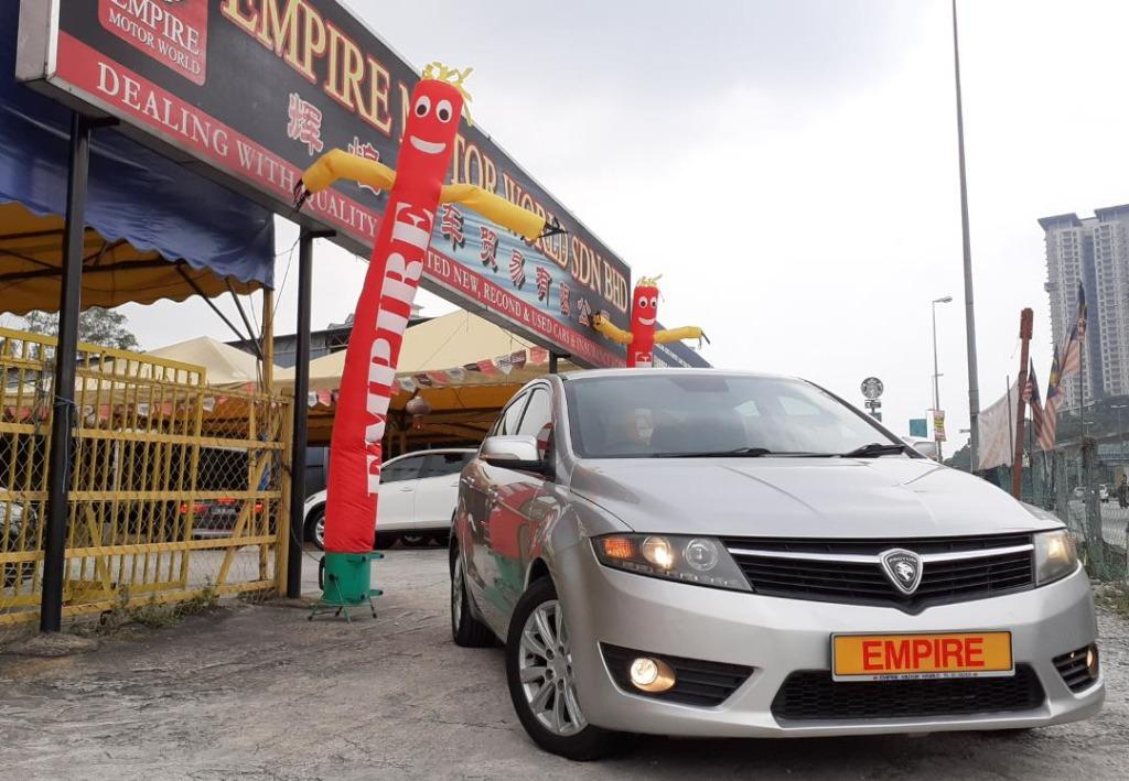 PROTON PREVE 1.6 (A) PREMIUM CFE TURBO !! 16 VALVE DOHC 4 CYLINDER IN LINE !! 7 SPEED AUTOMATIC TRANSMISSION !! 140 H/P 205 NM !! PREMIUM FULL HIGH SPECS !! ( WX 7982 X ) USED BY MALAYSIA GOVERNMENT 1 SENIOR MINISTERS !!