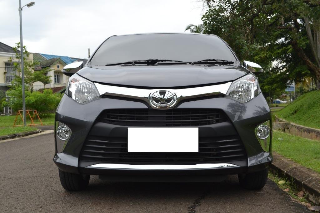 Toyota Calya G Manual 2019 Full Orisinil Seperti Baru (Tdp 10Jt)