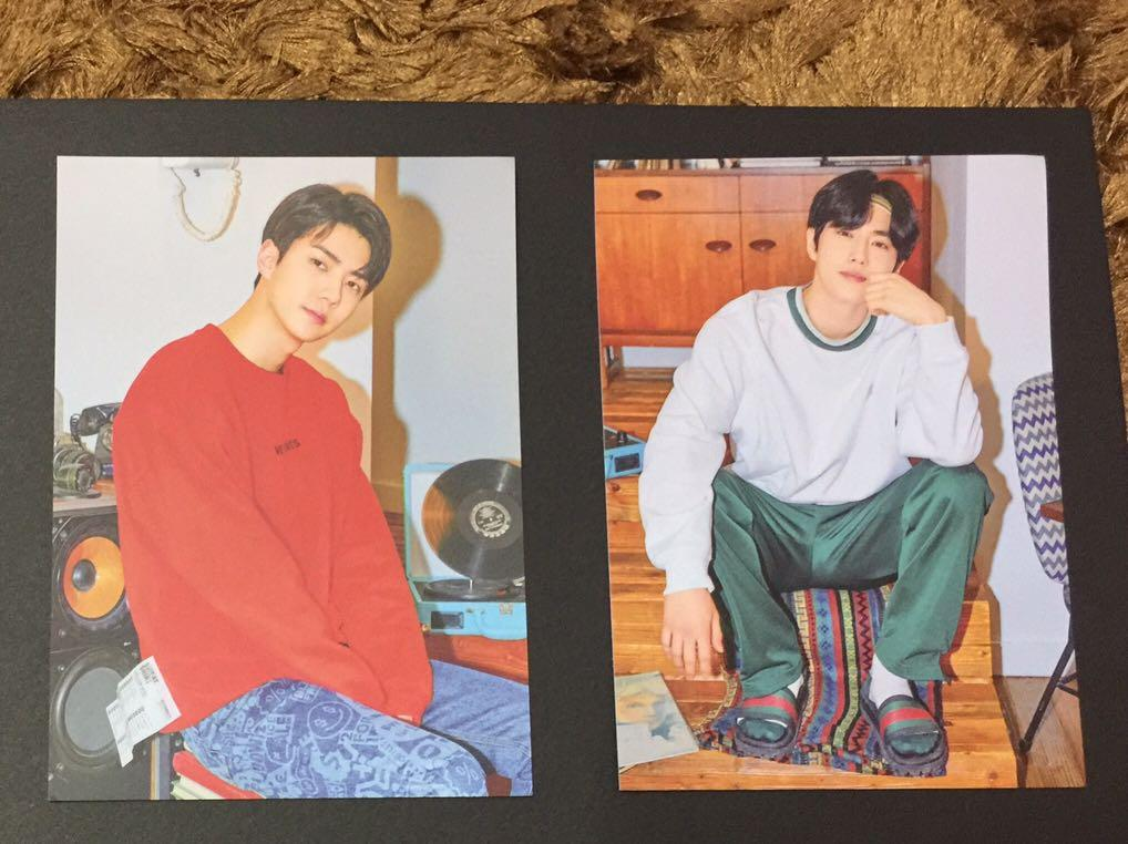 [WTS] EXO Planet 5 EXplOration Suho & Sehun postcards