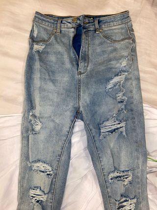 Glassons High Rise Skinny Jean