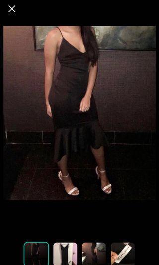 M Boutique Black Dress