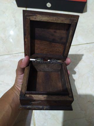 Kotak Kayu Perhiasan Jewelry Box