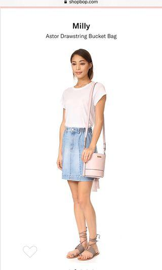 Milly bucket bag