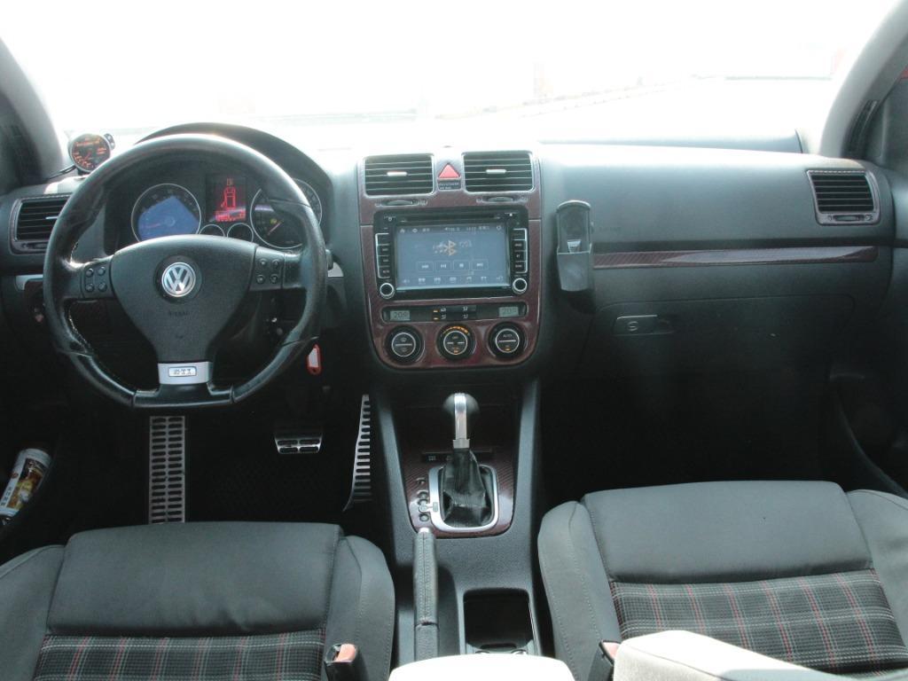 2007 福斯 GTI 2.0 紅 配合全額貸、找 錢超額貸 FB搜尋 : 『阿文の圓夢車坊』