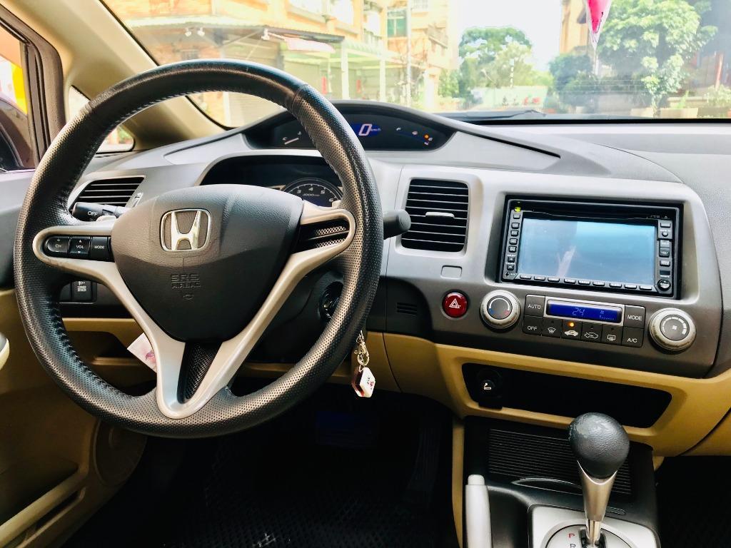 2007 Honda Civic 2.0 K12   喜美魂八代 稀有釋出  交車就送安卓機