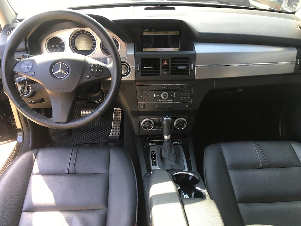 2009 M-Benz GLK-Class GLK300 日規美車四輪驅動·只跑七萬公里··