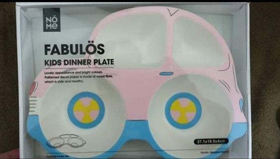 兒童造型餐盤