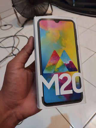 FS : Samsung M20 Second Like new 99%