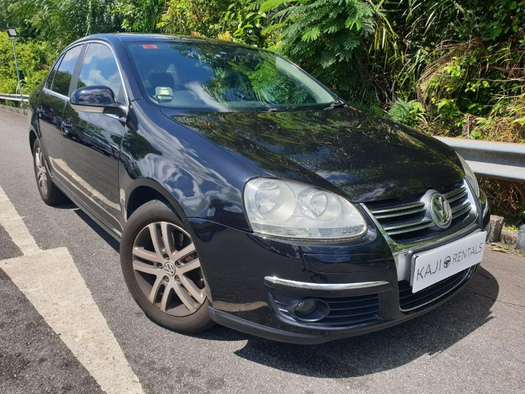 [$350/week] Volkswagen Jetta 1.4A Available for Long Term Leasing!