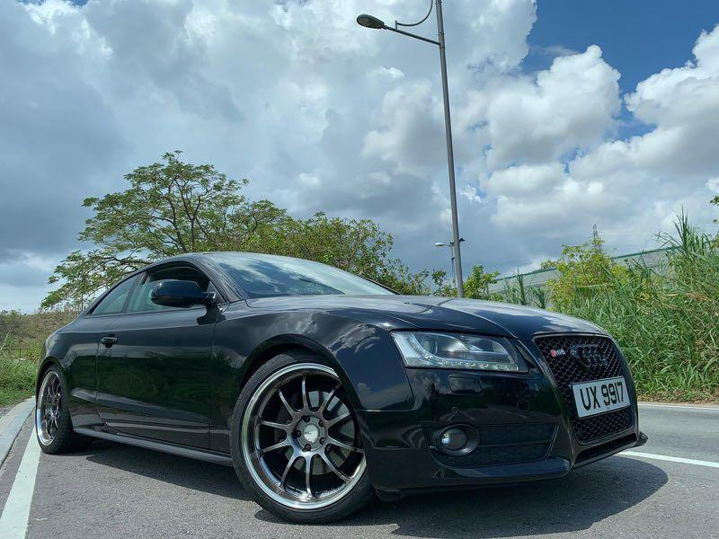 Audi A5 Coupe 2.0 TFSI quattro S tronic Limited Edition (A)