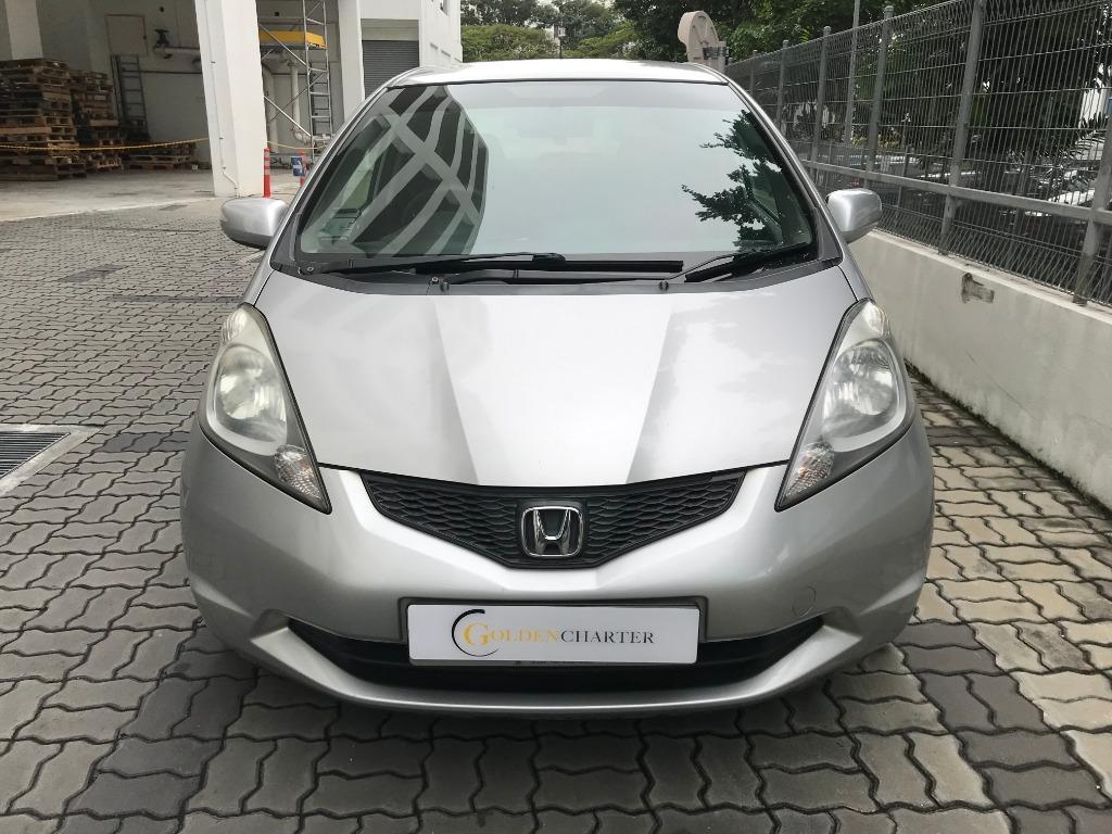 Honda Fit For Rent ! Cheap Rental , Gojek   Grab   Personal