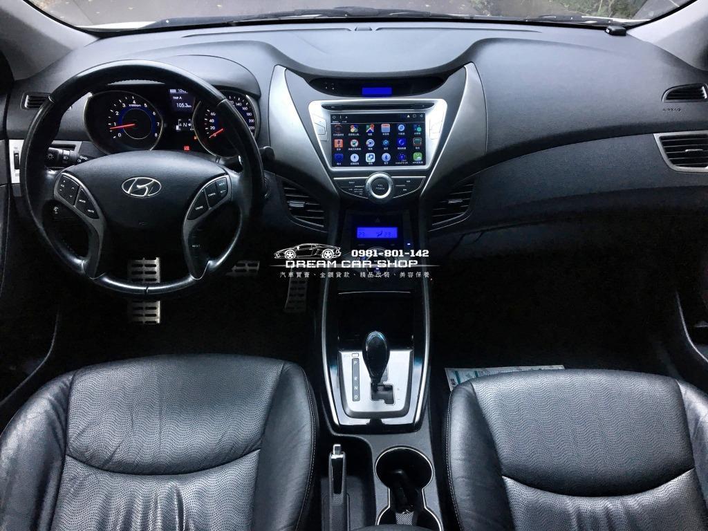 Hyundai Elantra 2013年 1.8L