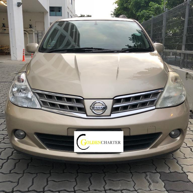 Nissan Latio For Rent ! Cheap Rental , Gojek | Grab | Personal