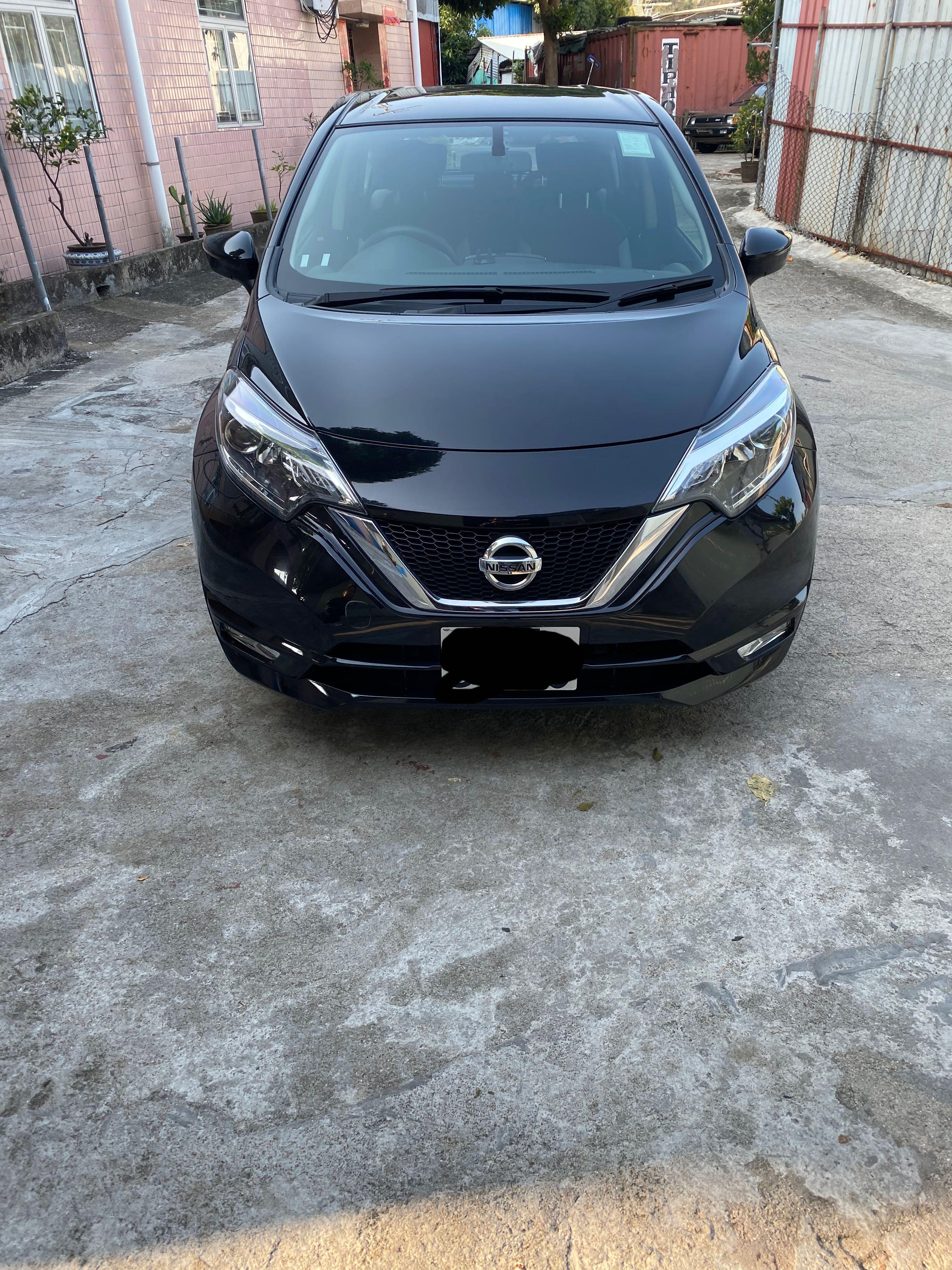 Nissan NOTE 1.2 CVT (A)
