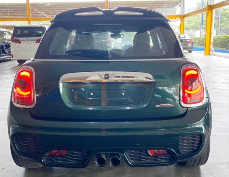 ON THE ROAD PRICE~ RM168,888.88👍👍👍RECOD2015 MINI COOPER S JCW2.0TURBO 📱0⃣1⃣2⃣2⃣3⃣6⃣7⃣2⃣7⃣2⃣☺🙏