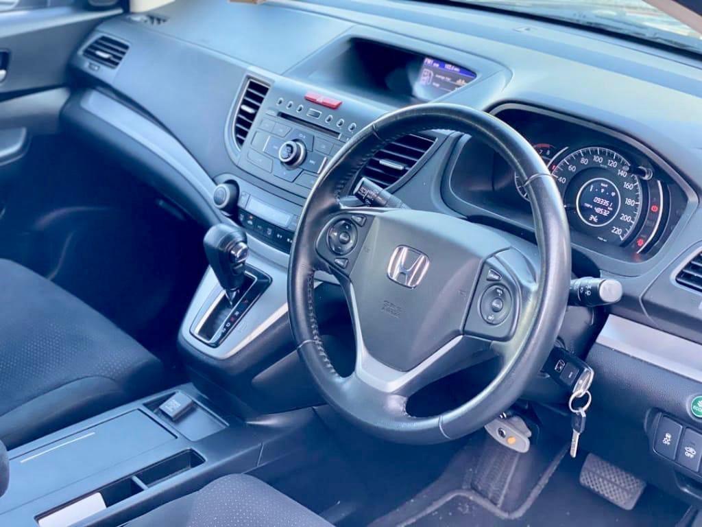 SEWA BELI BERDEPOSIT>>HONDA CRV L SPEC I'VTEC (2.0) 5 SEATERS 4WD DRIVE 2014