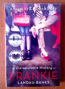 The Disreputable History of Frankie Landau-Banks (Signed, Preloved, Paperback)