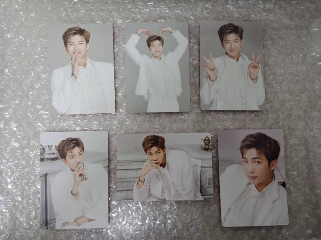 [WTS updated] BTS Mini Photocard from Speak Yourself Final
