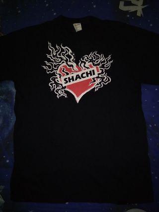 T-Shirt Band Punk Rock Jepang Shachi
