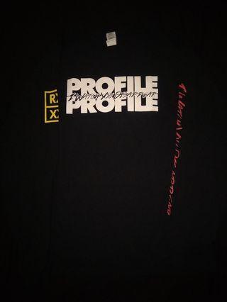 T-Shirt Longsleeve Band Hardcore Profile