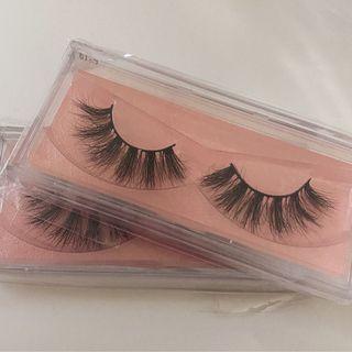 Brand new lashes