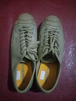 Converse Jack Purcell Brown, Size 44